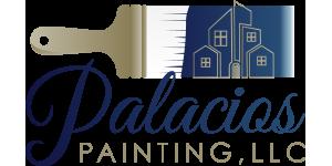 Palacios Painting Logo